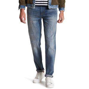 Hudson Jeans Sartor Relaxed Skinny Leg Laughlin 32